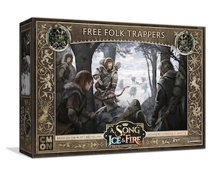 A Song of Ice & Fire: Free Folk Trappers Expansion