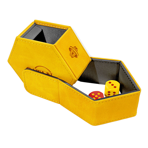 Catan Hexatower - Yellow