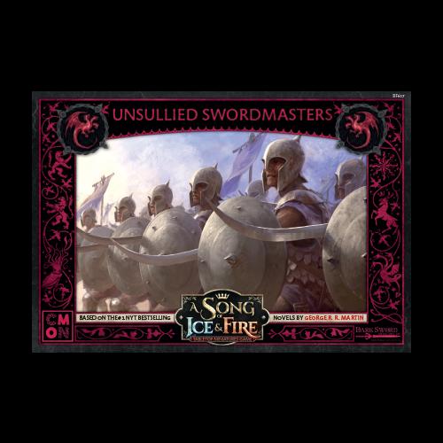 A Song of Ice & Fire: Targaryen Unsullied Swordmasters