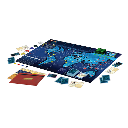 Pandemic Legacy: Season 1 (Red Edition)