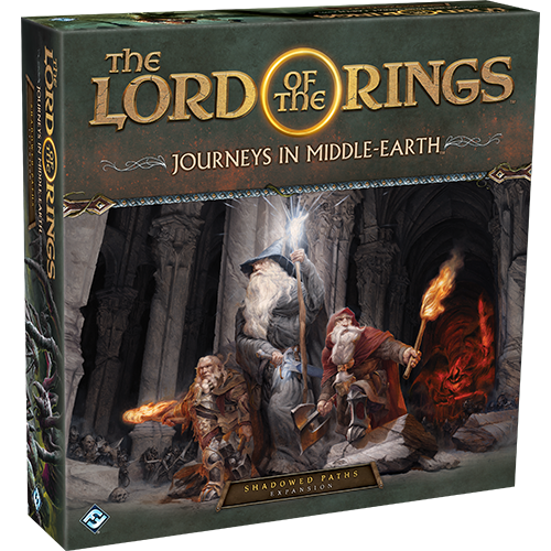 Journeys in Middle-earth: Shadowed Paths