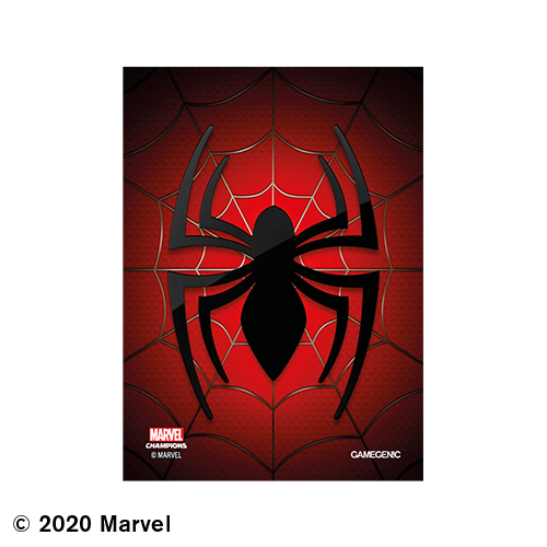 Marvel Champions Art Sleeves - Spider-Man