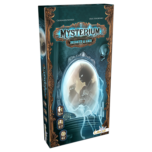 Secrets and Lies: Mysterium Expansion 2 -  Libellud