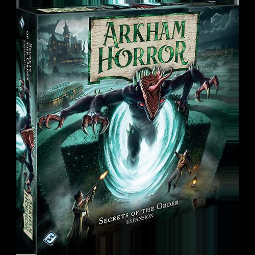 Arkham Horror: Secrets of the Order
