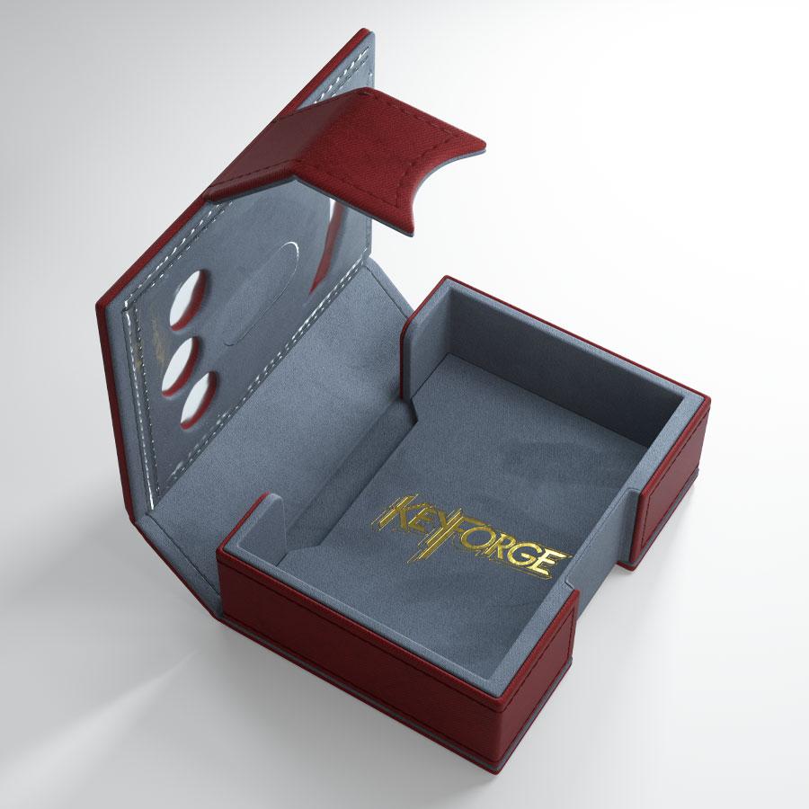 KeyForge Deck Book: Red