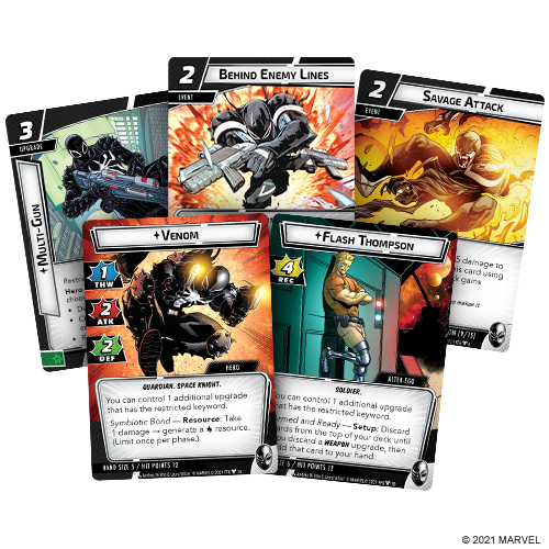 Marvel Champions LCG: Venom
