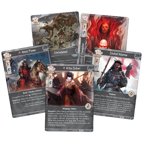 Legend of the Five Rings LCG: Under Fu Leng's Shadow