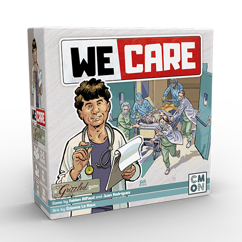 The Grizzled: We Care