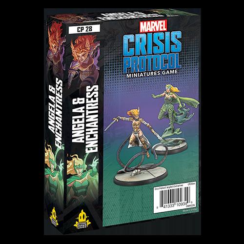 Marvel Crisis Protocol: Angela & Enchantress