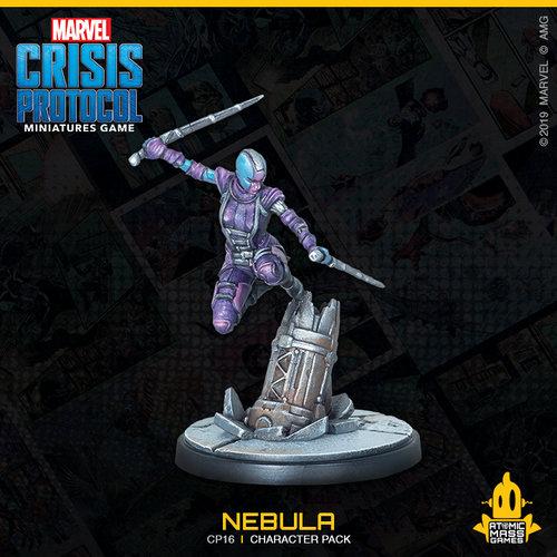 Marvel Crisis Protocol: Gamora and Nebula