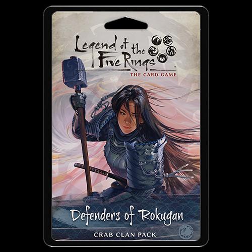 Legend of the Five Rings LCG: Defenders of Rokugan