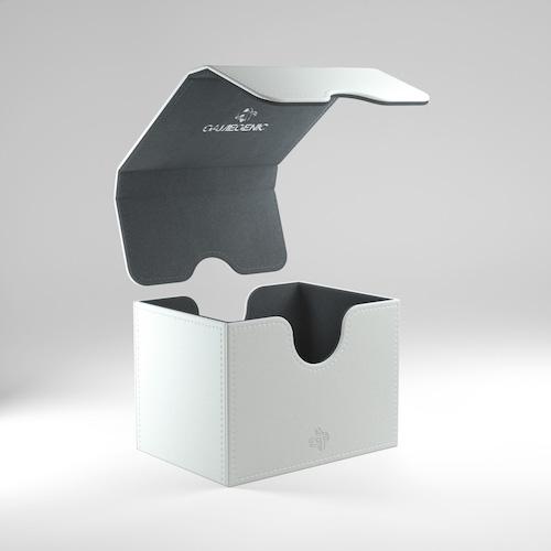 Sidekick 100+ Card Convertible Deck Box: White