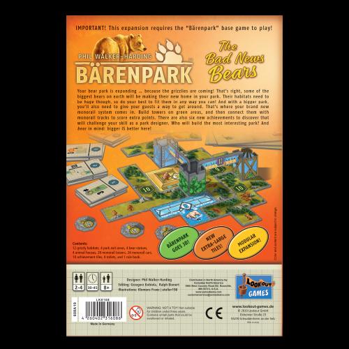 Barenpark: Bad News Bears