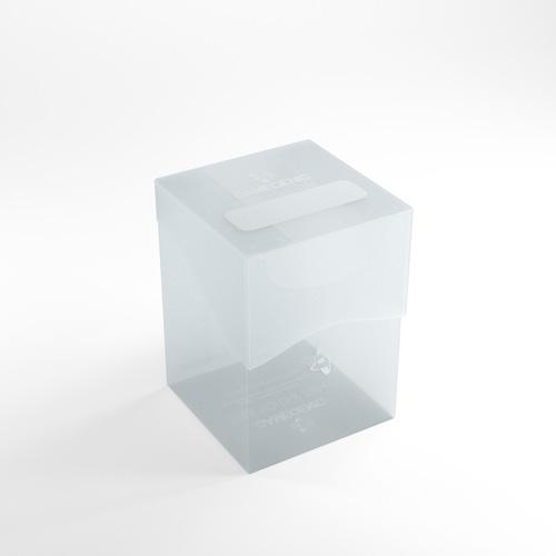 Deck Holder 100+ Card Deck Box: Clear