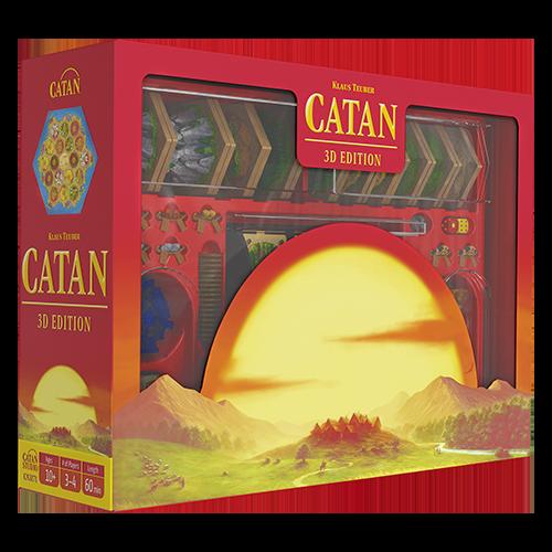 Catan 3D Edition