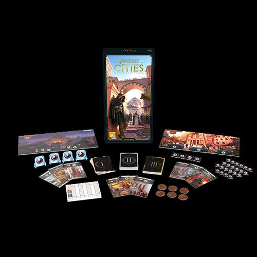 7 Wonders: Cities (New Edition)