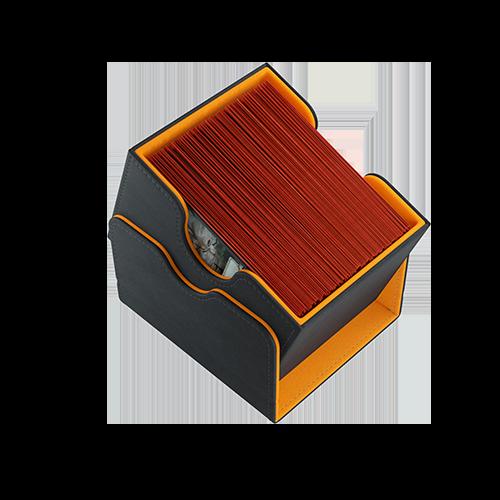 Sidekick 100+ Card Convertible Deck Box: XL Black