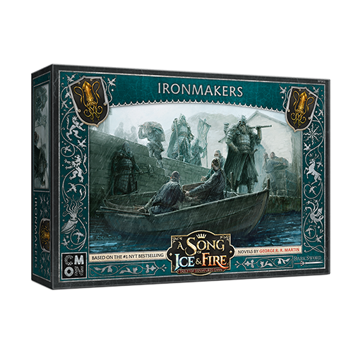 A Song of Ice & Fire: Greyjoy Ironmakers