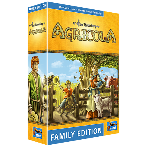 Agricola: Family Edition - Thirsty Meeples